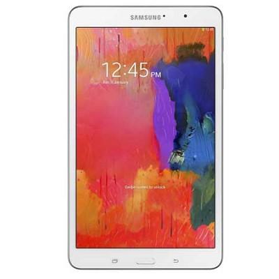 Galaxy Tab Pro 8.4` White 16GB Tablet - 2.3 GHz Quad Core Processor Refurbished