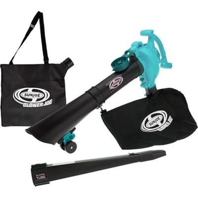 3-in-1 Electric Blower, Vacuum, & Mulcher w/ Accessories - Refurbished
