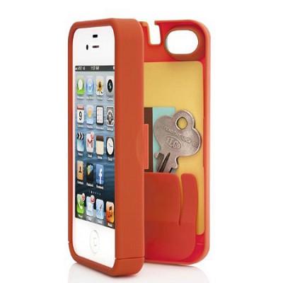 Case for iPhone 5/5s - Orange