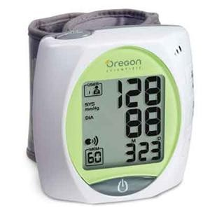 BPW810 Talking Wrist Blood Pressure Monitor