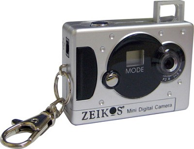 KDC31 Keychain Digital Camera (Silver)
