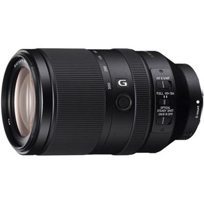 FE 70-300mm F4.5-5.6 G OSS Full-frame E-Mount Lens - SEL70300G - OPEN BOX