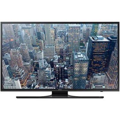UN55JU6500 - 55-Inch 4K Ultra HD Smart LED HDTV - OPEN BOX