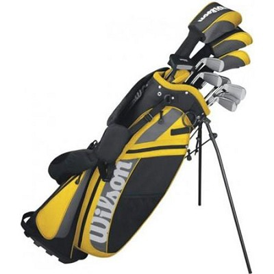 Ultra Complete Mens Golf Club Right Hand Set with Bag Graph/Steel