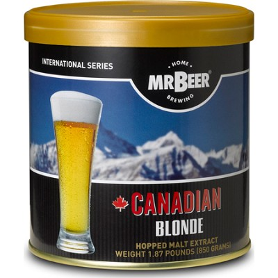North American Series Canadian Blonde Home Brew Pack