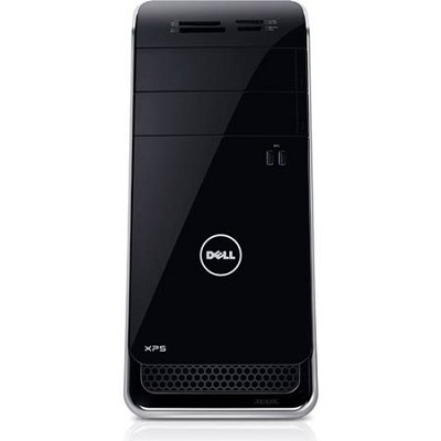 XPS 8700 X8700-626BLK Desktop PC - Intel Core i5-4440 Processor