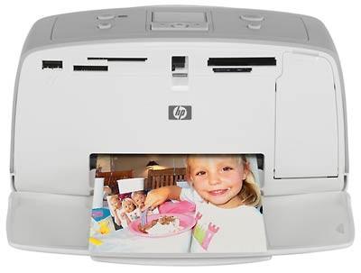 Photosmart 325 - 4` x 6`  Paper Compact Printer - OPEN BOX