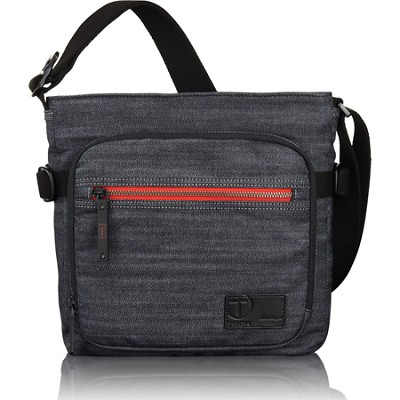 T-Tech Icon King Top Zip Crossbody (Denim)