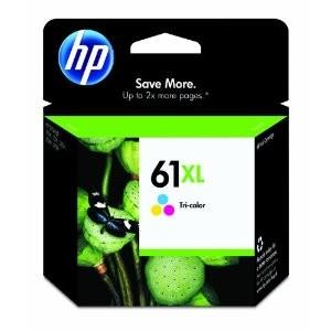 61XL Tri Colored Ink Cartridge