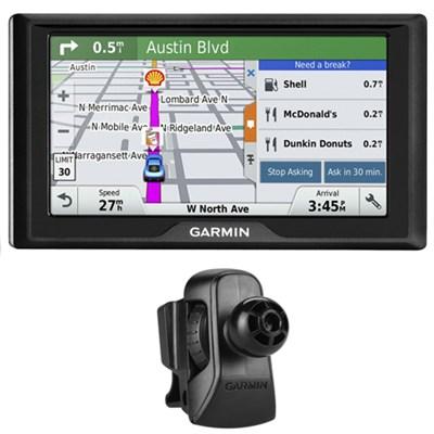 Drive 60LM GPS Navigator (US) - 010-01533-0C w/ Garmin Air Vent Mount