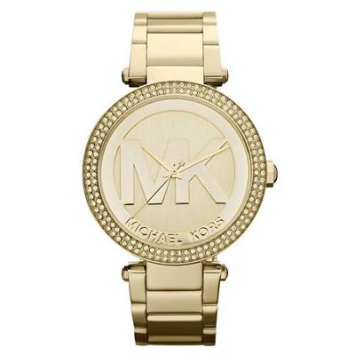 Women's Chronograph Runway Gold - MK5784