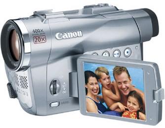 Elura 90 MiniDV Camcorder