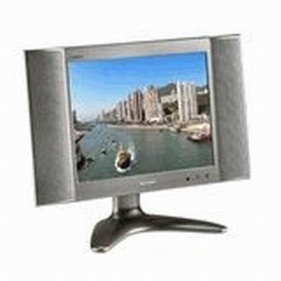 LC-13B2UA Silver 13` LCD TV