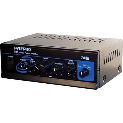 PTA2 Mini 2x40W Stereo Power Amplifier
