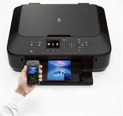 PIXMA Color Printer MG5520 Wireless Inkjet Photo All-in-One - OPEN BOX