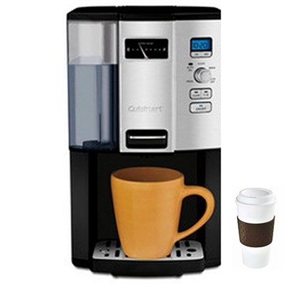 DCC-3000 - Coffee on Demand 12-Cup Programmable Coffeemaker + Copco To Go Cup