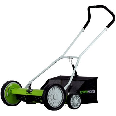 18-inch Reel Lawn Mower (25062)