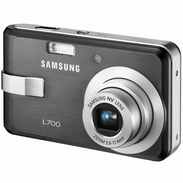 Digimax L700 Digital Camera (Black)