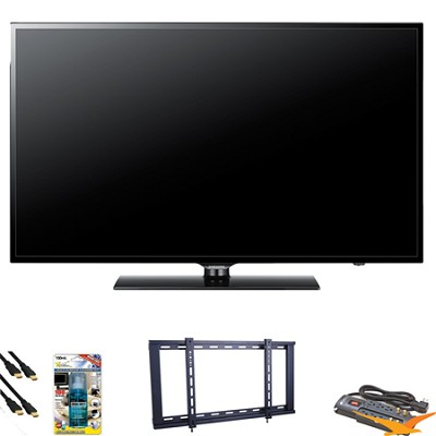 UN60EH6000 60 inch 240hz LED HDTV Value Bundle
