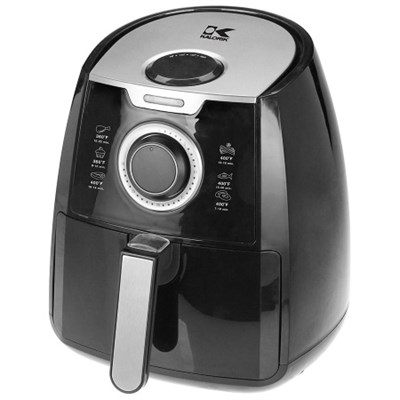 FT 42139 BK Airfryer with Dual Layer Rack, Black