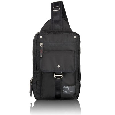 T-Tech By Tumi Icon Newton Sling Bag - Black - 57518