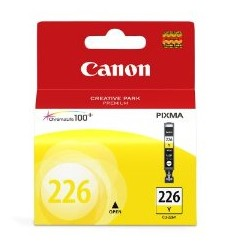 CLI-226 Yellow Ink Tank for PIXMA MG5120, MG5220, iP4820, iP4920 Printers