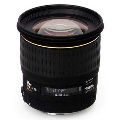 28mm F1.8 EX DG Aspherical Macro Lens for Canon EOS