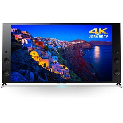 XBR75X940C - 75-Inch 4K Ultra HD 120Hz 3D Smart LED HDTV - OPEN BOX