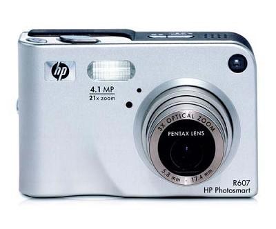 Photosmart R607 Digital Camera    ****OPEN BOX***
