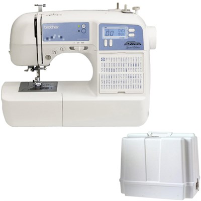 100-Stitch Computerized Sewing Machine XR9500PRW with Carrying Case