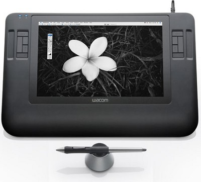 Cintiq 12` Interactive Pen Display With Pen