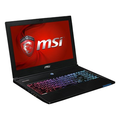 GS60 Ghost Pro-4K-605 Intel Core i7-5500HQ 15.6-Inch Laptop - OPEN BOX