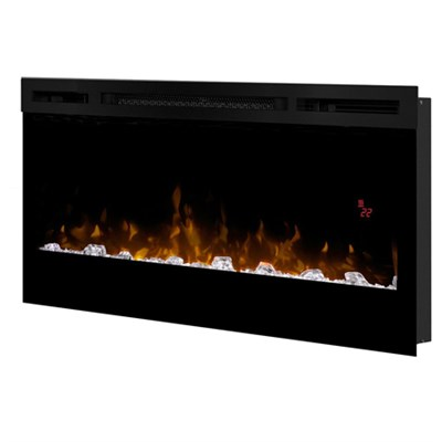 Prism 34` Wall Mount Electric Fireplace