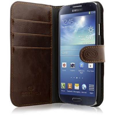 Klass Case for Samsung Galaxy S4 - Brown
