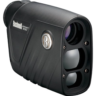 Sport 850 4x 20mm 1-Button Operation Compact Laser Rangefinder