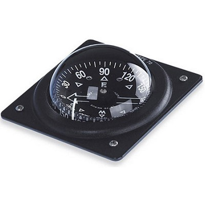 Dash Mount Compass (Black) - F-70P