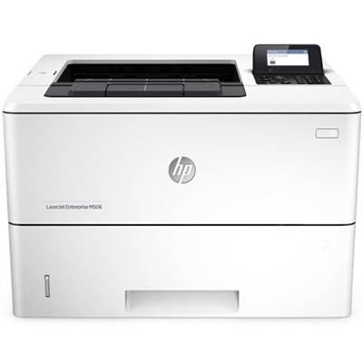 Laserjet Enterprise M506n Wireless Monochrome Printer  - OPEN BOX NO INK