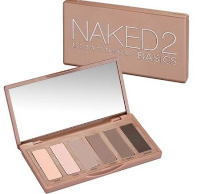 NAKED2 Eyeshadow Palette BASICS