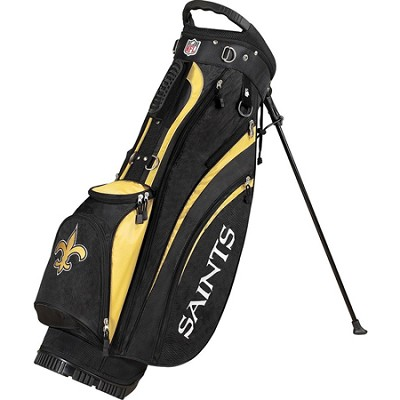 NFL New Orleans Saints Golf Carry Bag