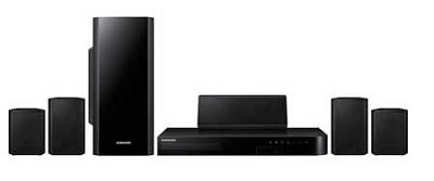 HT-H5500W - 5.1ch 1000 Watt Home Theater System 3D Blu-ray, Wifi, Bluetooth