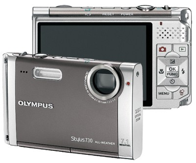 Stylus 730 Digital Camera