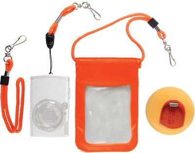 Jellyfish Digital Camera  Accessory Floating Waterproof Kit.