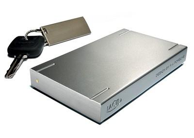 160GB Mobile Drive (Hi Speed USB 2.0)  {301176}
