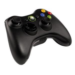 Xbox 360 Wireless Controller - Glossy Black - OPEN BOX