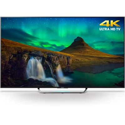 XBR-65X850C - 65-Inch 3D 4K Ultra HD Smart Android LED HDTV - OPEN BOX