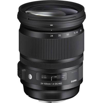 24-105mm F/4 DG HSM A-Mount Lens for Sony - 635-205