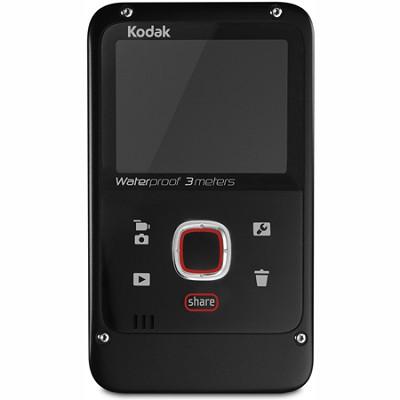 Ze2 Playfull Mini Pocket Camcorder Video Camera, includes 4G SDHC (Black)