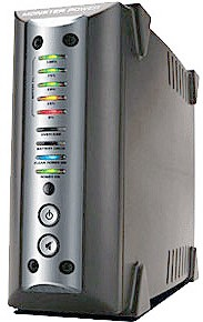 Home Theater UPS 500 Power Supply & Protection f/ Rear Projection TVs DVRs