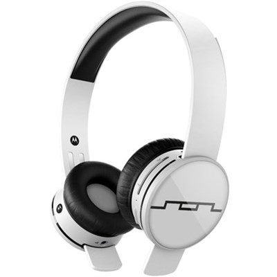 Tracks Air Wireless On-Ear Headphones (Ice White) - OPEN BOX