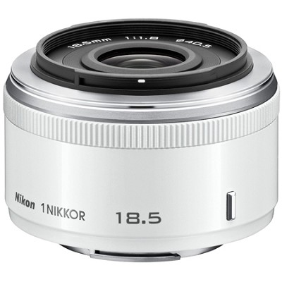 1 NIKKOR 18.5mm f/1.8 (White) (3324)